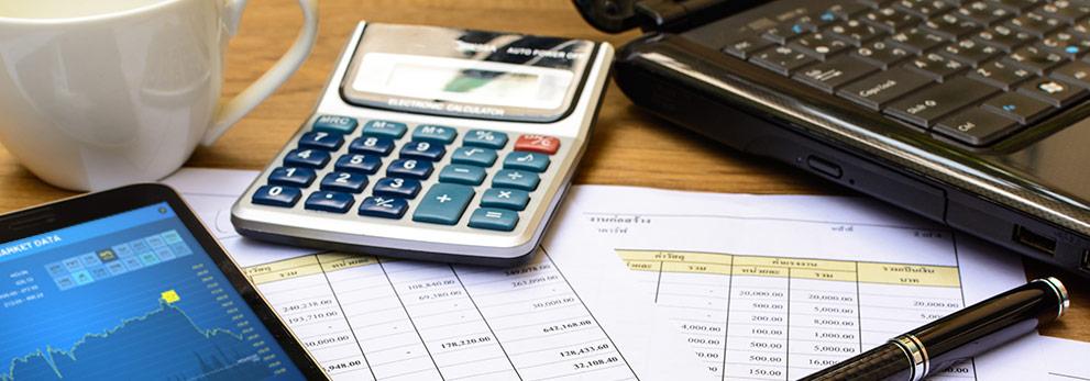 الخدمات المحاسبية والعمليات المالية