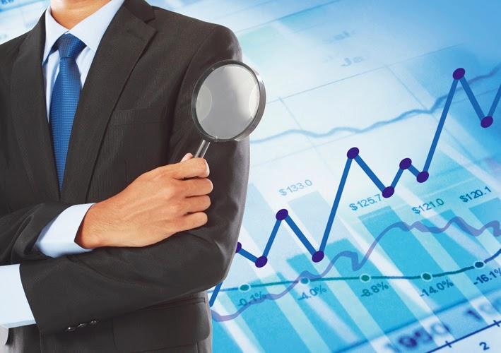 تحليل وتسجيل العمليات المالية